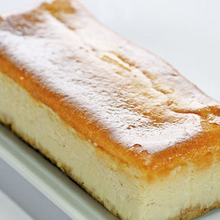 贅沢のヒミツは牧場自慢の生クリーム「贅沢チーズケーキ」