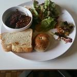 マーノカフェ - 料理写真:本日のワンプレート