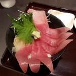 39118431 - マグロ丼(実物)