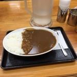 カレー屋 KiKi - KIKIカレー¥550 (2015)