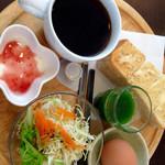 natural food cafe Marsa - バランスは良いですよ♫