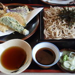 恩方やぶ - 料理写真:201005