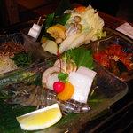 石垣島の焼肉屋 - 野菜と海鮮の焼きも有り