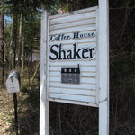 Coffee House Shaker -