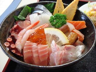 水産食堂 - 海鮮丼