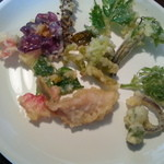 39120803 - 山菜の天ぷら