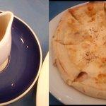 ポルティチェッロ - 蜂蜜&クアトロフォルマッジォ