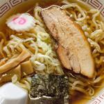 阿部支店 - ラーメン:500円/2015年6月