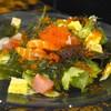 鮨川崎 - 料理写真:海鮮サラダ