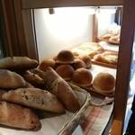 パンののはら おはようナーム - 店内