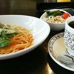 元町珈琲 - ランチパスタ