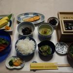 旅館 あけぼの - 朝食