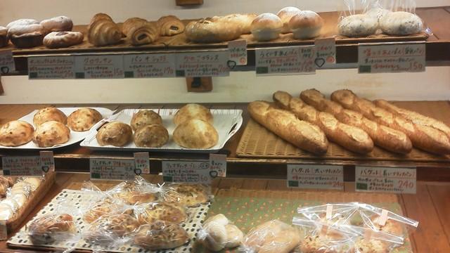 パン工房 麦びより