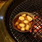 韓国家庭料理 おこげ - 2015年7月/ニンニクホイル焼き