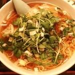 39124407 - ランチセット:ワンタン麺