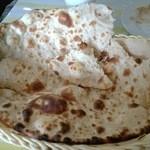 インド・パキスタン料理 ホット・スプーン - ロテイ
