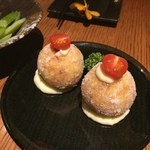 JATI Seijo - チーズインコロッケ ほくほくじゃがいも感いいかんじ