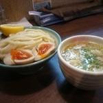 39126364 - 梅レモンつけ麺♪