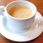 39132434 - チラシ持参で無料 のコーヒー