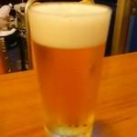 大門飯店 - 生ビール