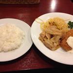 銀座ライオン - 日替りスペシャルランチ950円