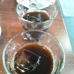 小龍門 - 無料のアイスコーヒー