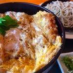 京ぜん - 料理写真:カツ丼