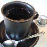 アンドコーヒー - ナチュラル