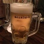 代々木ミルクホール - 生ビール