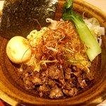 味噌乃家 - 味噌和え麺:680円