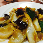 東菜館純ちゃん - 八宝菜