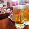 居酒屋SANUFA - 料理写真:オリオン生x2