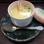 廻鮮寿司かね喜 - 茶碗蒸し