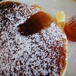 ククリ - リコッタチーズパンケーキ