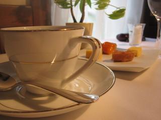 ラ・ターブル・ド・トリウミ - カフェ