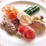 オープンセサミ - 前菜