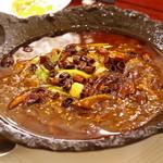 中国郷菜館 大陸風 - 水煮牛肉