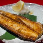 左藤 - 本日の焼魚【2015年6月】