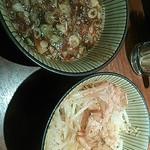 ラーメンつけ麺 笑福 - つけ麺♪