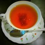 喫茶 万果園 - ロシア風紅茶