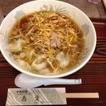 恵愛 - ネギワンタン麺