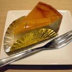 デリカフェ - デリチュース≪チーズケーキ≫(\410、2015年4月)