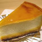 デリカフェ - デリチュース≪チーズケーキ≫(アップ、2015年4月)