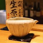 勢揃坂 蕎 ぎん清 - 刈穂 山廃純米 生原酒 番外品 (2015/06)