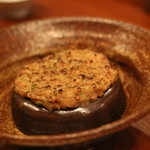 蕎麦切り 酒 大愚 - 料理写真:追加でお願いした焼き味噌