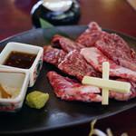 焼肉縁結 - 和牛上ハラミ~☆