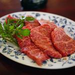 焼肉縁結 - 和牛イチボ~☆