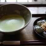 喫茶去かつて - 抹茶わらびもち~☆