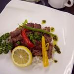 トルティカフェ - 料理写真:あか牛丼