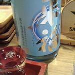 39161759 - 150606大阪 日本酒と私 おすすめは来福